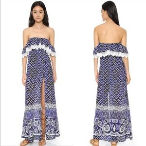 Lovers + Friends • Anemone Floral Print Maxi Dress